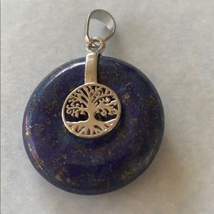 Lapis Donut with Tree of life